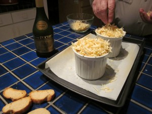 CHEESE-TOPPED ONION SOUP, FRENCH FRIDAY With DORIE