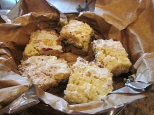 HUNGARIAN SHORTBREAD, GREAT and GRATED. TUESDAYS with DORIE Baking with Julia