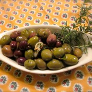 Death Valley & Herbed Olives=A Perfect Thanksgiving