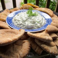 TZATZIKI - THE WORD SAYS IT ALL