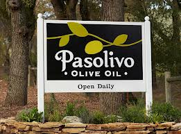 This olive oil ranch is located in Paso Robles.