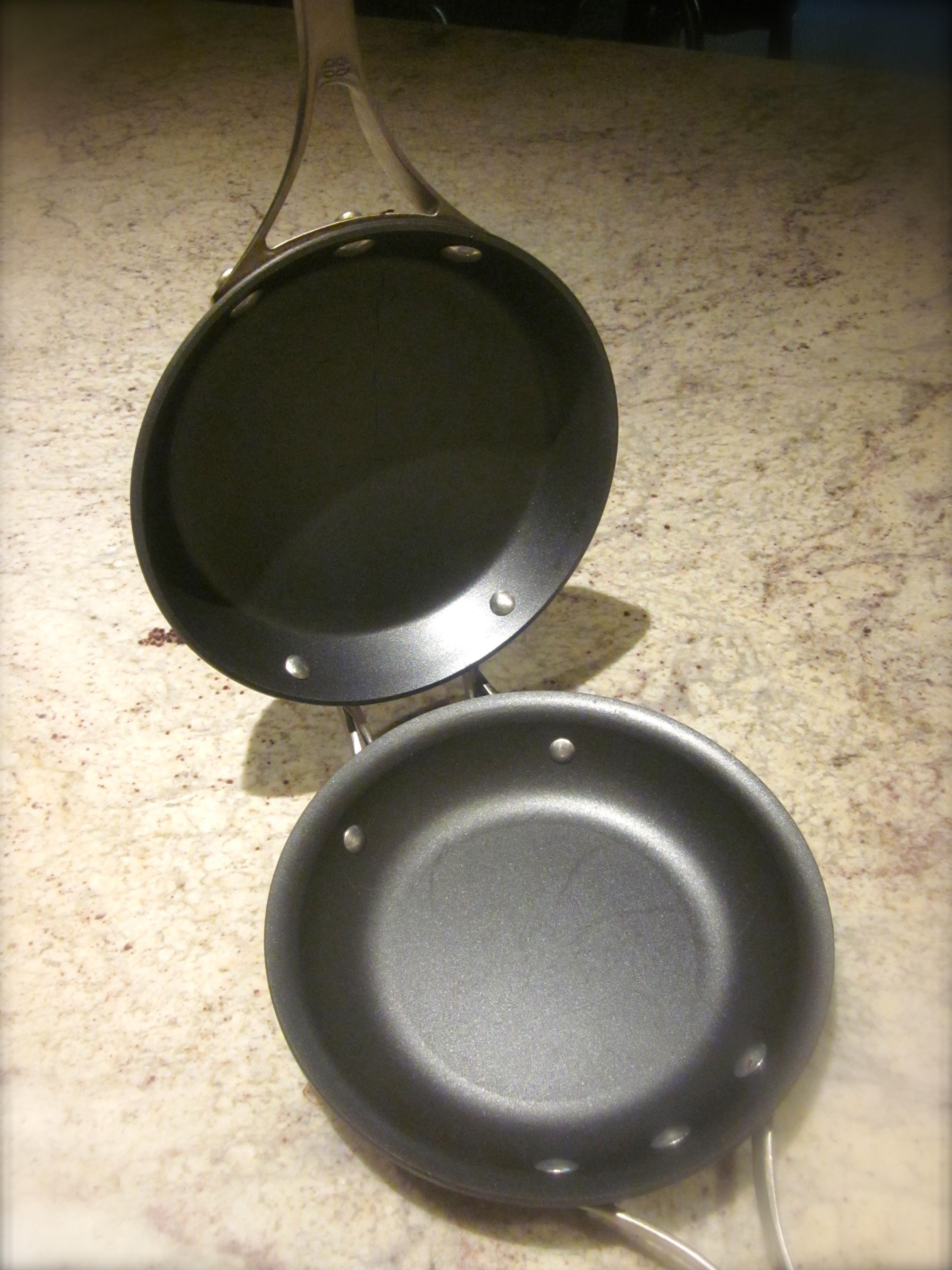 My Calphalon Fritatta pans
