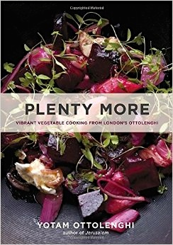 Plenty More, Yotam Ottolenghi's latest cookbook