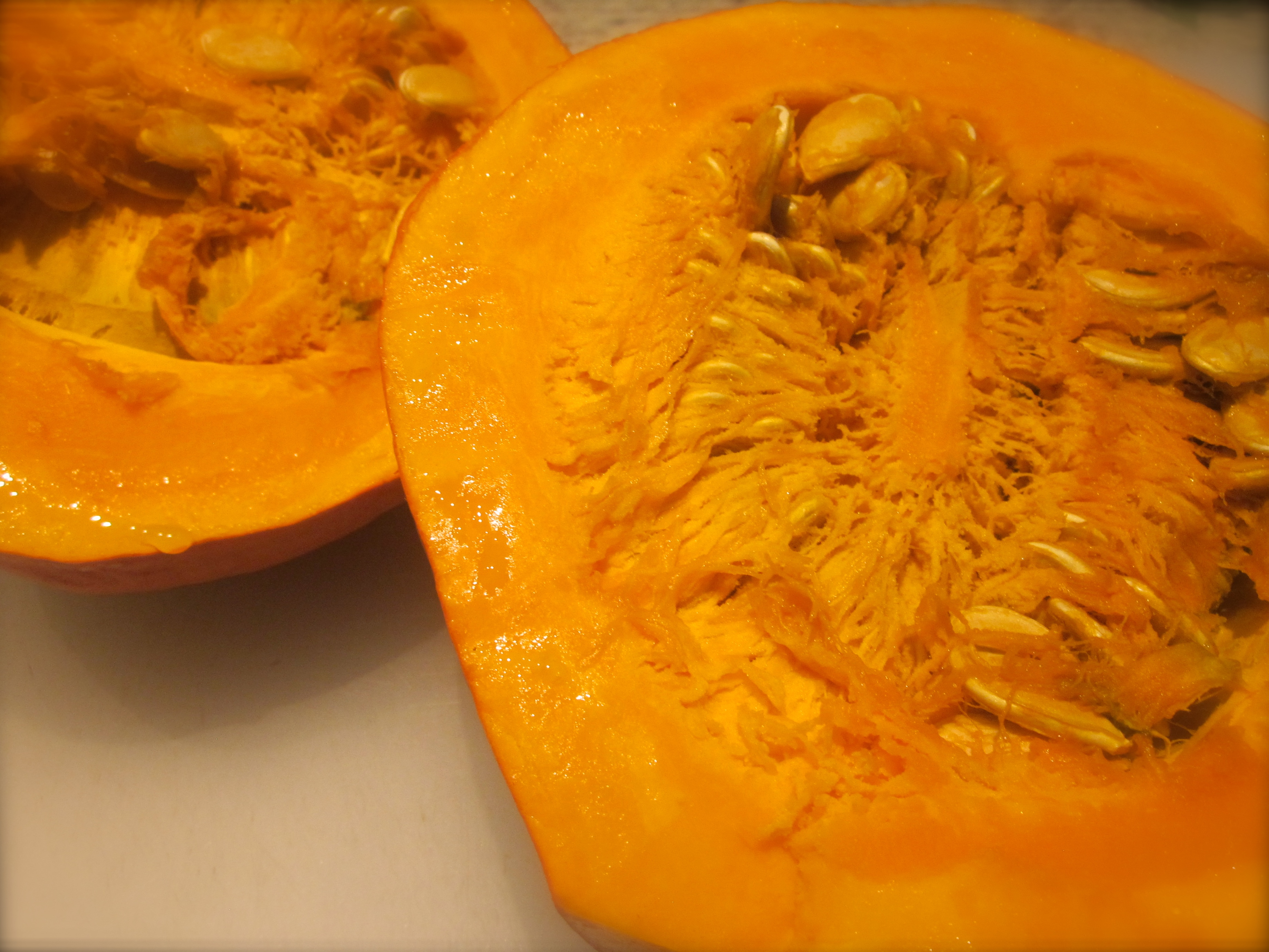 It looks like a squash, it cuts like a squash, it tastes like a squash but  its delicious shell is edible.
