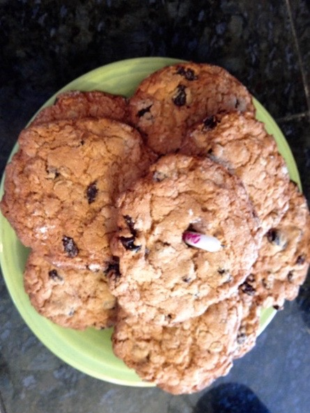 Emma's Oastmeal-Raisin -Chocolate Chip Cookies