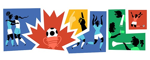 USA - 5   Japan - 2 2015 FIFA Women's World Cup Champions